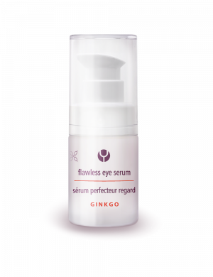 flawless eye serum_light background