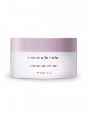 luminous night infusion light background