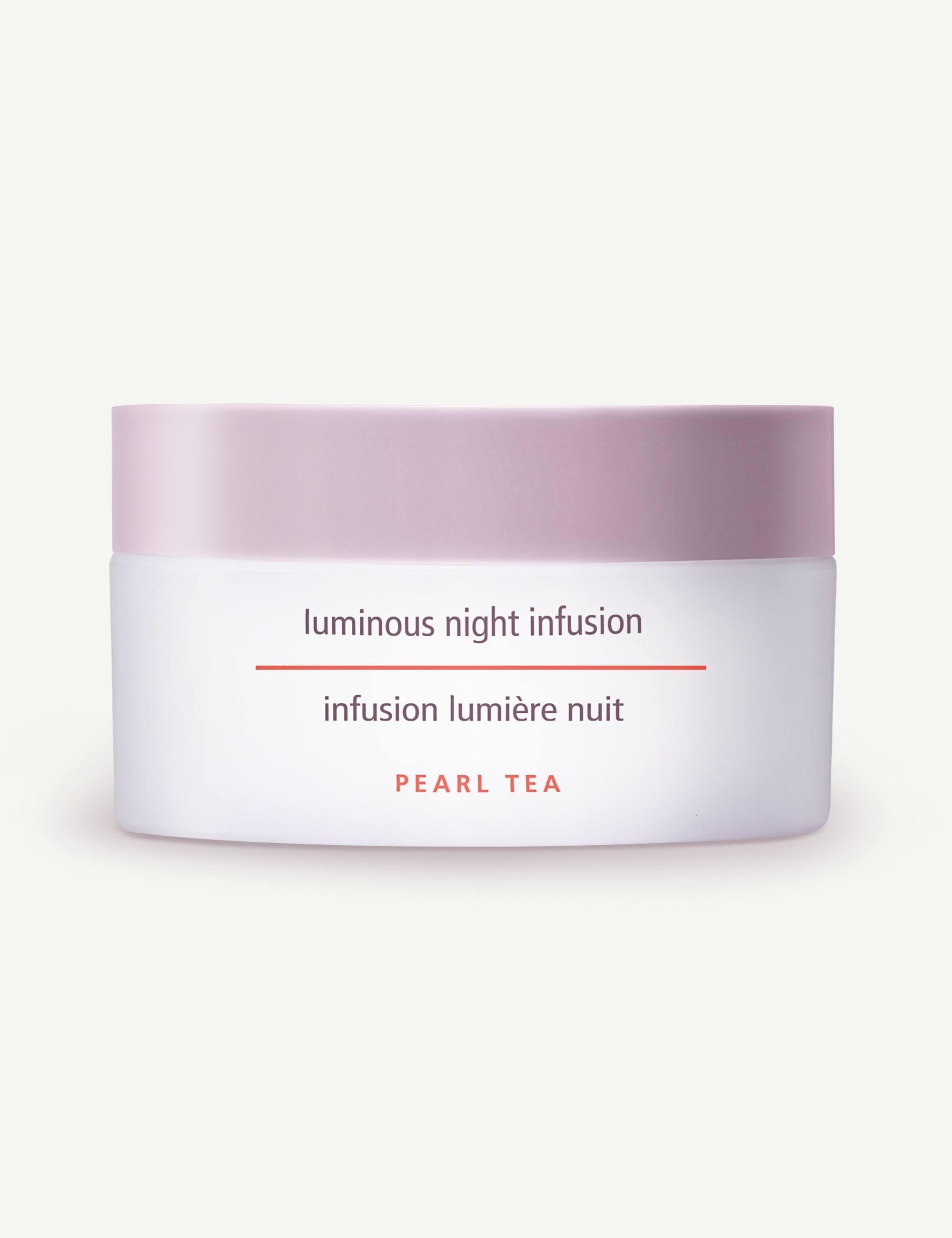 luminous-night-infusion-light-background